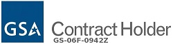 GSA Contract Holder GS-06F-0942Z